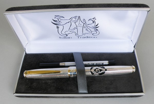 Sterling Silver Rollerball