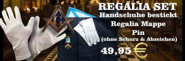 Regalia-Set